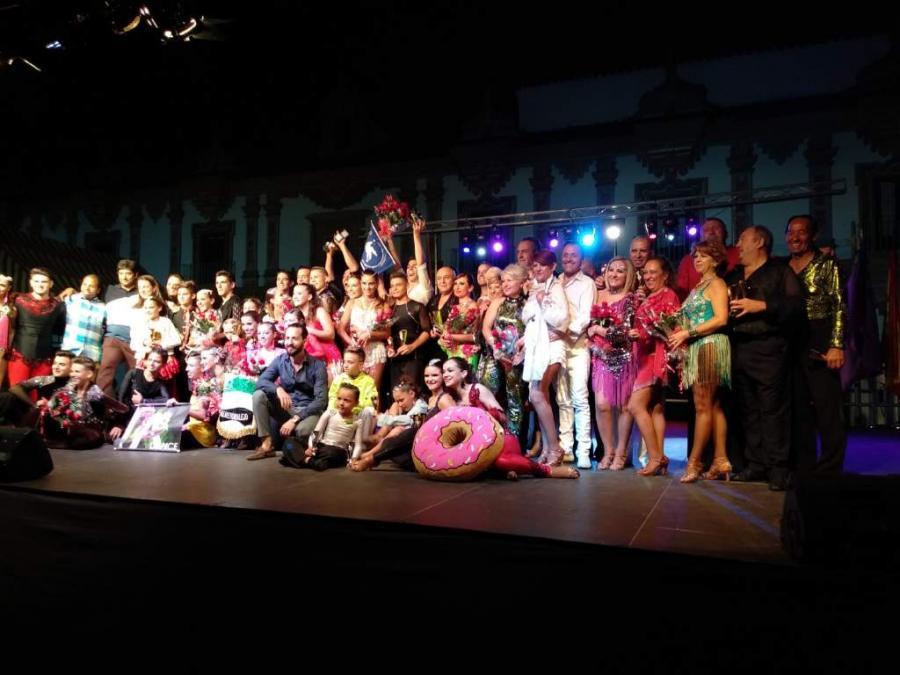 Actualidad Actualidad Brillante fin de semana del Campeonato Internacional y Autonómico de Andalucía de Baile Retro que acogió el Palacio de la Merced de Córdoba