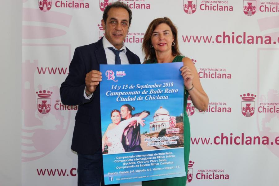 Actualidad Actualidad El Campeonato de Baile Retro de Chiclana será este fin de semana y reunirá a más de un centenar de bailarines de diversos puntos del país