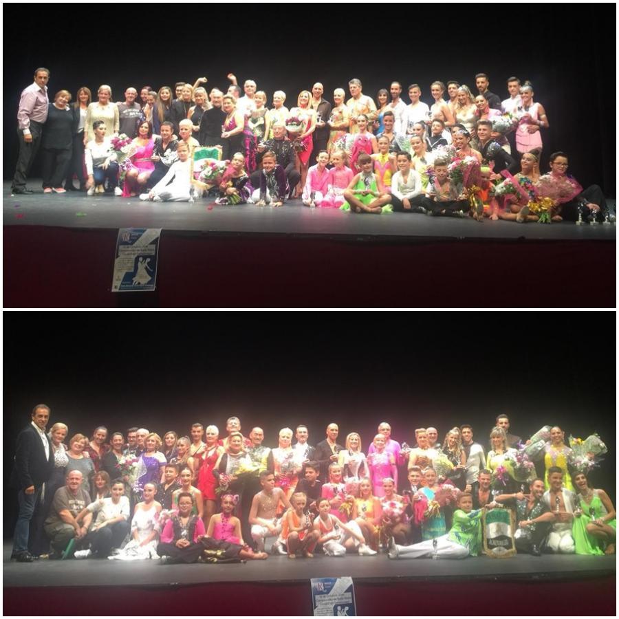 Actualidad Actualidad Cantabria acogió el I Campeonato de Baile Retro Ciudad de Torrelavega en el Teatro Concha Espina con más de 200 actuaciones y 1400 espectadores