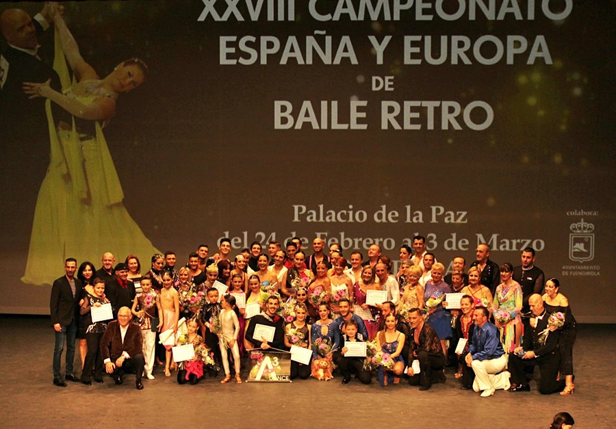 Actualidad Actualidad Las Finales del Campeonato de Europa de Tango y Bachata 2019 brillaron con luz propia en el Palacio de la Paz