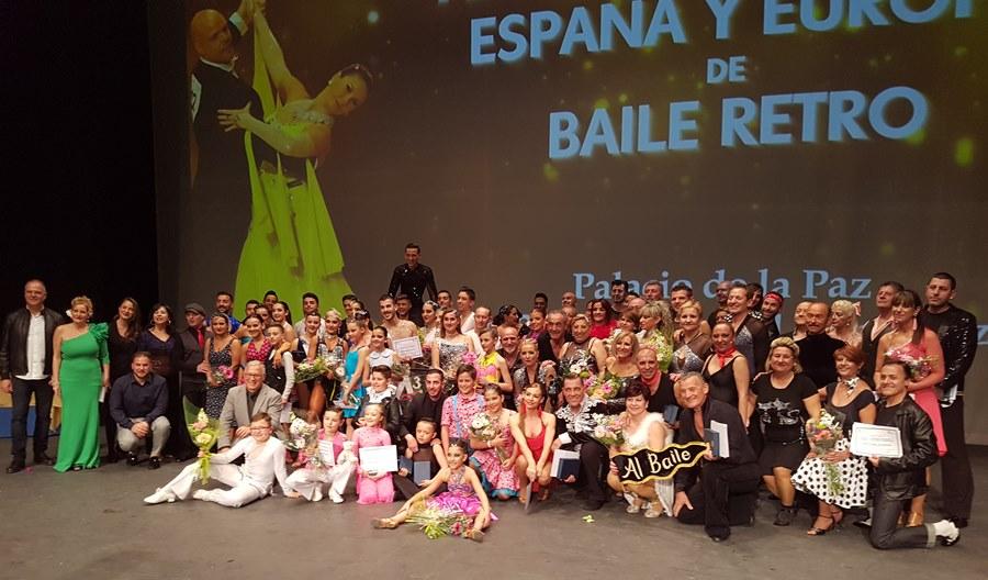 Actualidad Actualidad Las Finales de Europa de Pasodoble y Salsa y de España de Rock & Roll sedujeron al público que llenó el Palacio de la Paz de Fuengirola