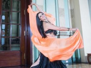 Actualidad Actualidad Danza árabe en Portoviejo