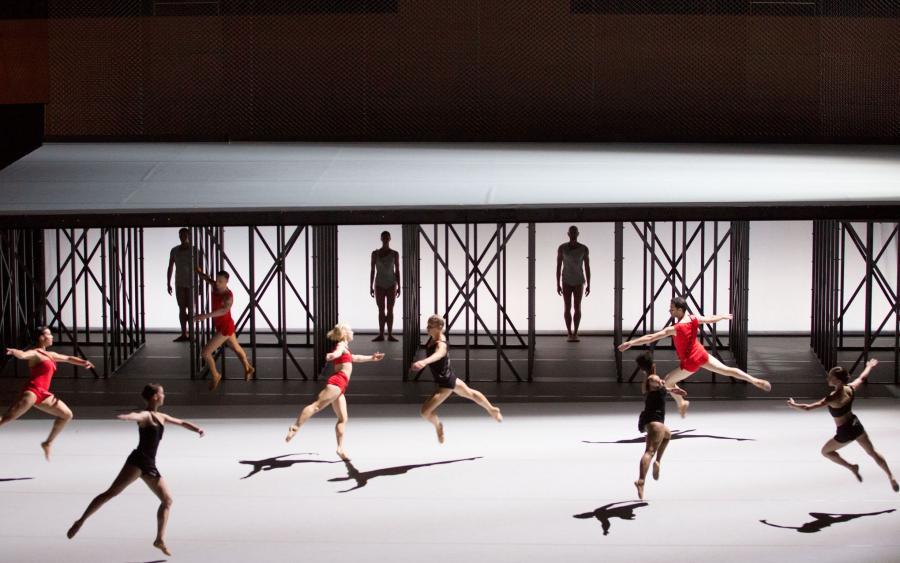 Dance Dance L'autre «Dance» de Lucinda Childs