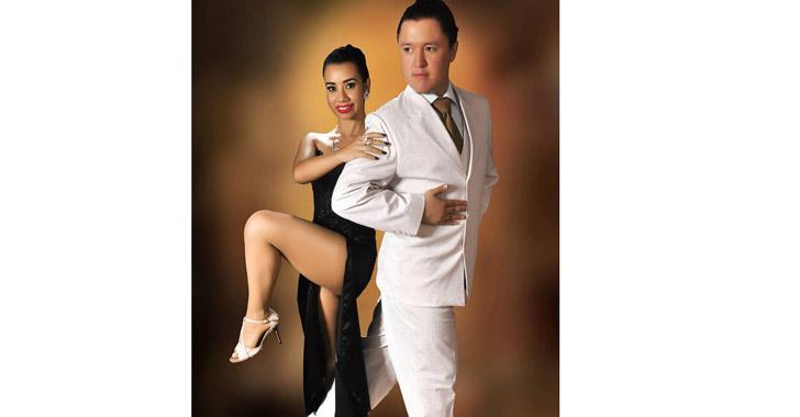 Actualidad Actualidad Sebastián Henao y Angie Gordillo, subcampeones mundiales en tango de salón