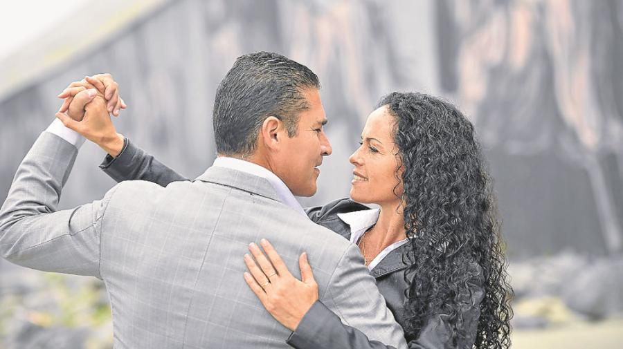 Actualidad Actualidad Así se baila el tango