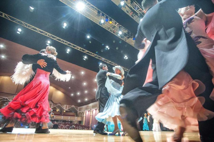 Actualidad Actualidad Master Senior de Baile: un homenaje a las  personas mayores