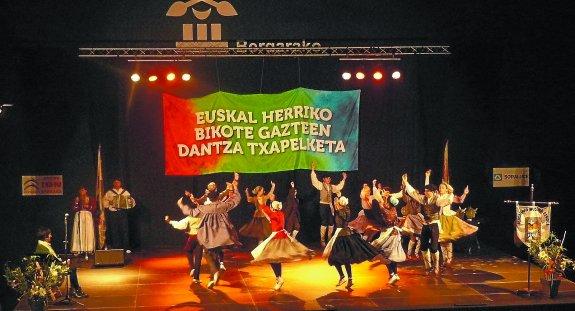 Actualidad Actualidad El XXXVIII Campeonato de baile al suelto para jóvenes se disputa mañana