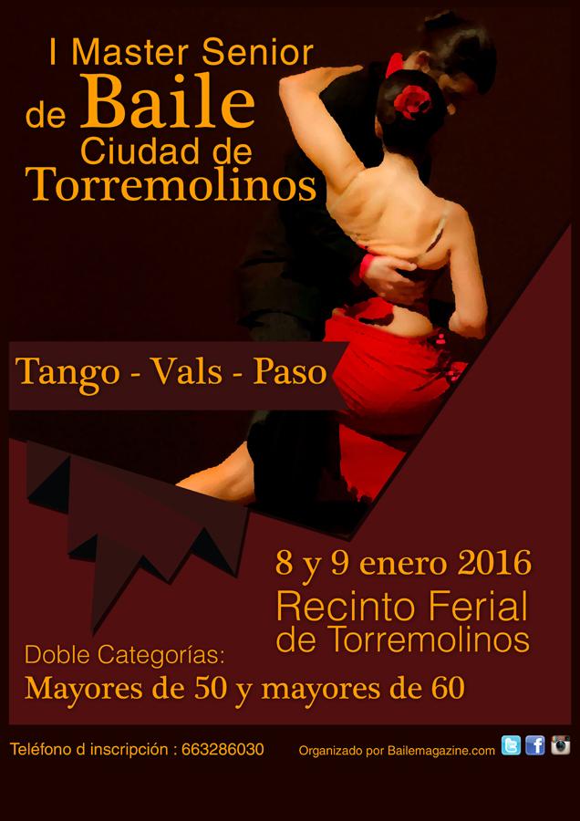 Eventos Eventos I Máster Senior de Baile Ciudad de Torremolinos