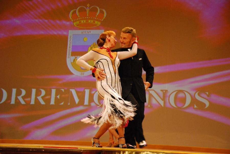 Actualidad Actualidad Primer masters senior de baile ciudad de Torremolinos