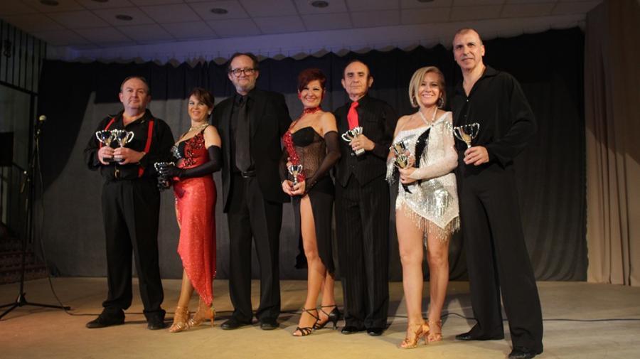 Actualidad Actualidad Brillante éxito de la primera gala del I Máster Sénior de Baile Ciudad de Torremolinos