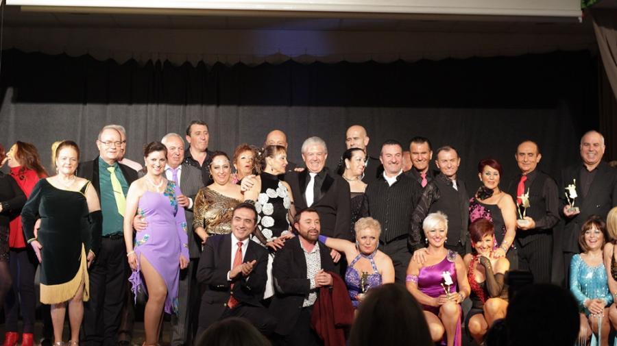 Actualidad Actualidad La Gran Gala del Baile Sénior conquistó Torremolinos
